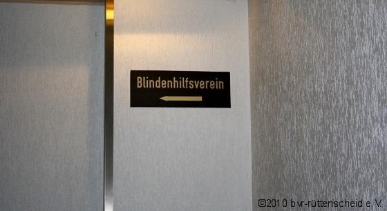 hinweisblinden