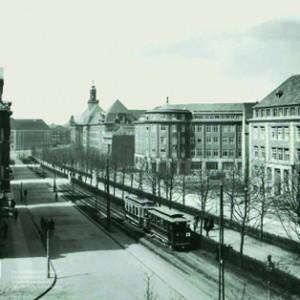 Denkmalpfade: Ansicht Zweigertstraße