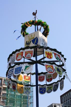 Maibaum-Wappen