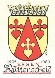 Wappen Ruettenscheid