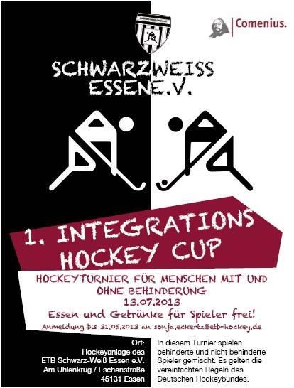Integrations-Hockeyturnier