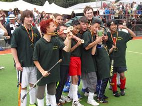 Comenius Hockey AG-kl