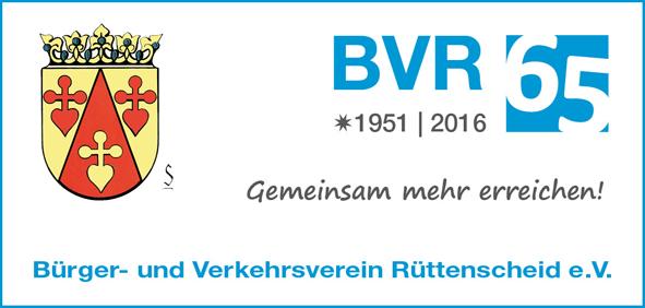 Logo 65 Jahre BVR
