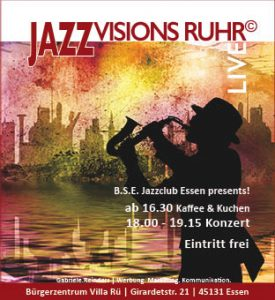 Jazz Visions 2020 Bild neutral